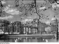Potsdamer Stadtschloss in Gefahr