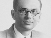 Kurt Gödel Shaking the Very Foundations of Mathematics
