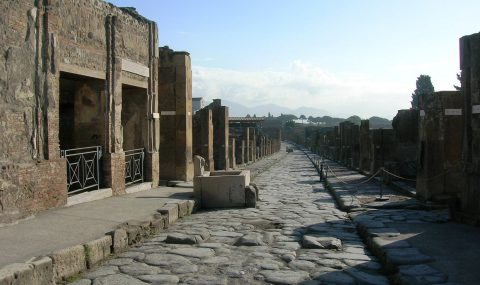 Pompeii – Conquered, Buried, Rediscovered