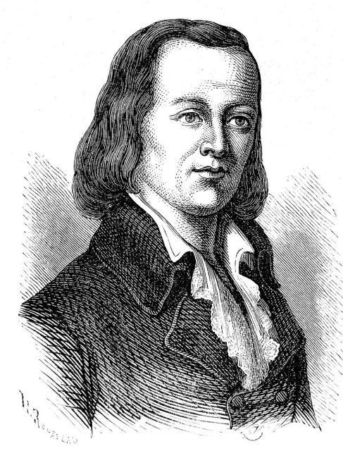 Claude Chappe (1763 – 1805)