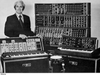 Remembering Robert Moog – Inventor of the famous Moog Synthesizer