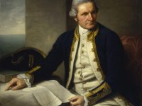 James Cook and the Great Barrier Reef