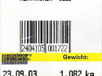The UPC-Barcode turns 38!