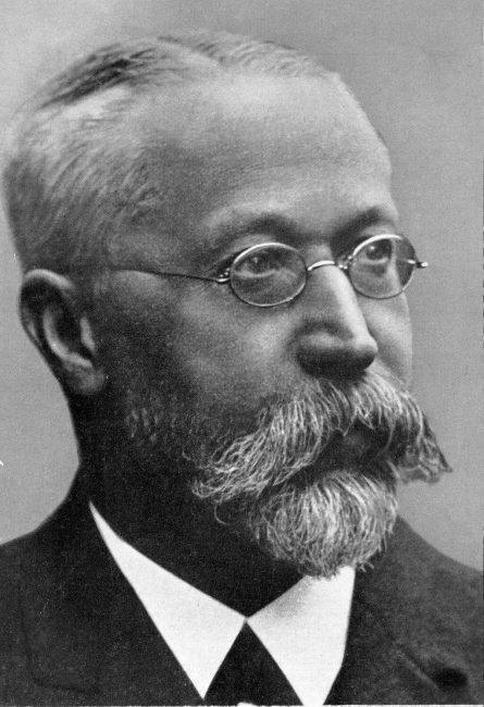 Karl Ferdinand Braun (1850 - 1918)