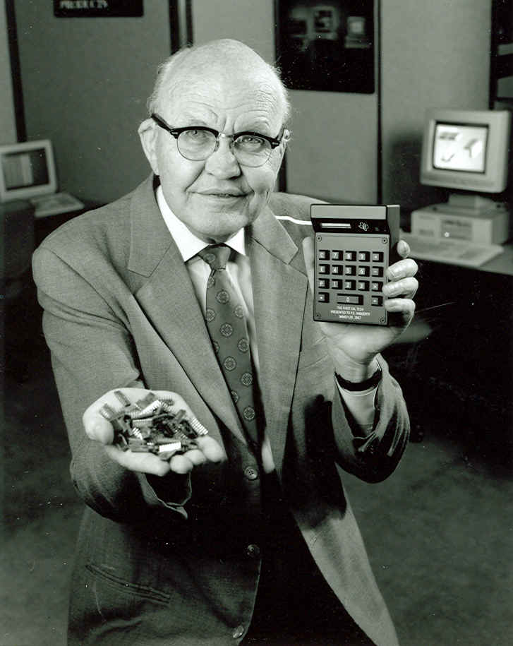 Jack Kilby - Inventor of the Integrated Circuit