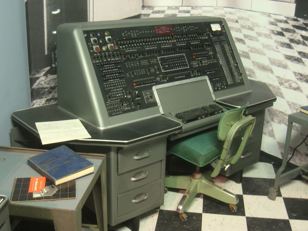 Behold the First Commercial Computer (in the US) - the UNIVAC I