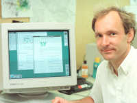 Tim Berners-Lee and the World Wide Web