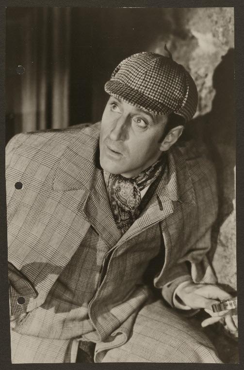 Elementary, my Dear Watson! - Sir Arthur Conan Doyle and his famous Sherlock Holmes