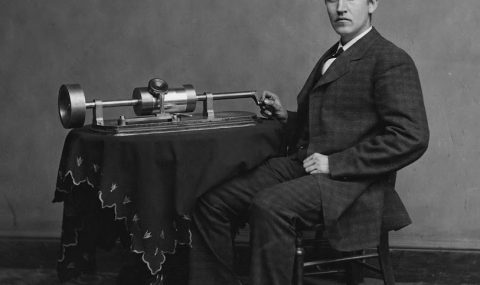Mary Had a Little Lamb – Edison and the Phonograph