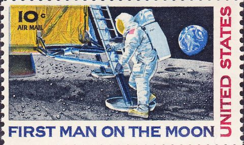 The Eagle has Landed – The First Man on the Moon