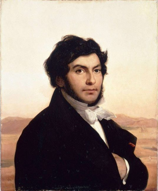 Jean-François Champollion (1790-1832)