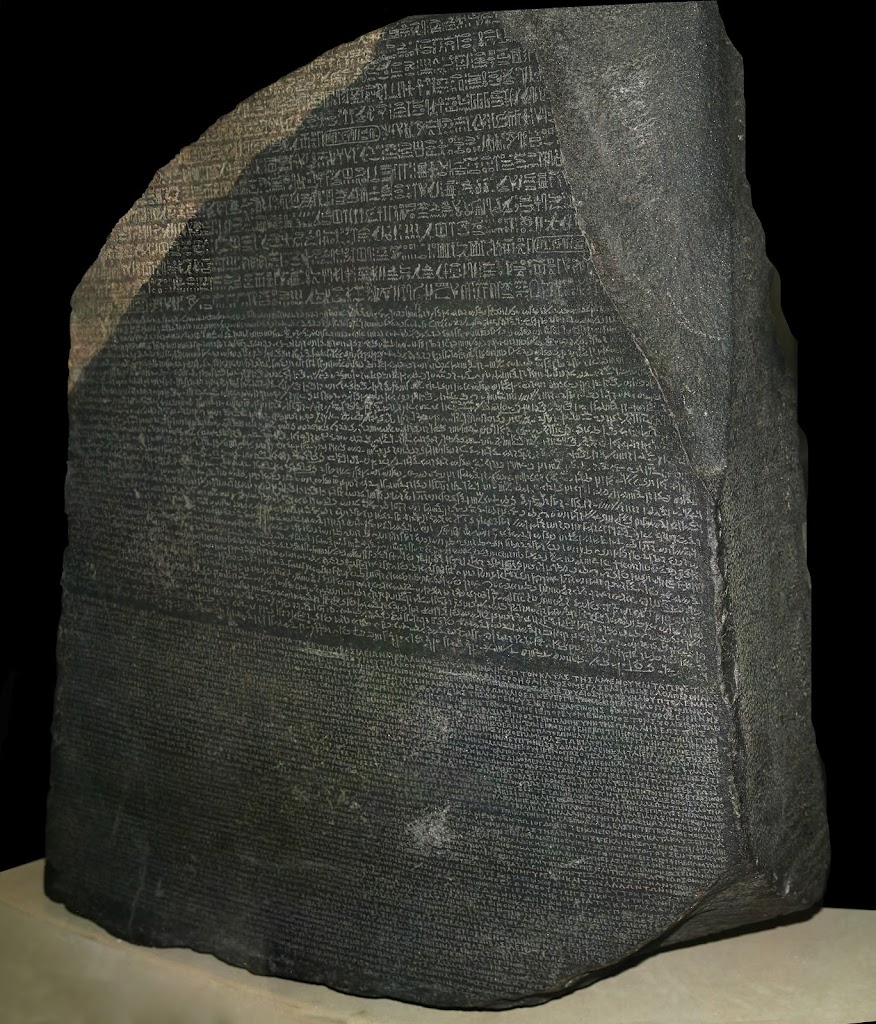 Cracking the Code - Champollion and the Rosetta Stone