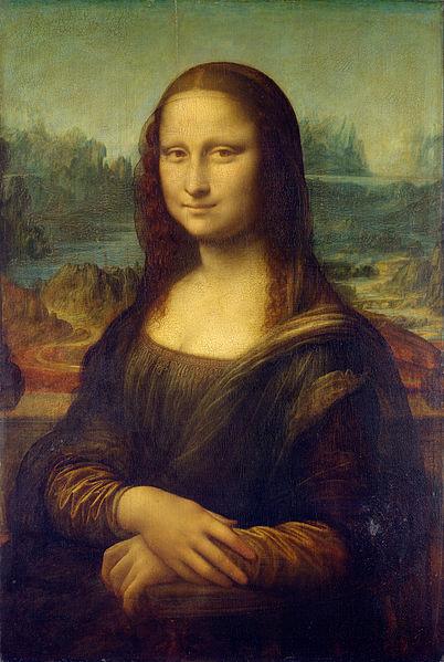 Leonardo Da Vinci's Mona Lisa (ca. 1503-1505)