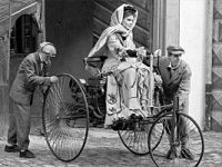 On the Road with Bertha Benz