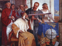 Galileo Galilei and his Telescope