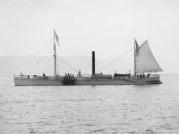Robert Fulton and the Steamship Company