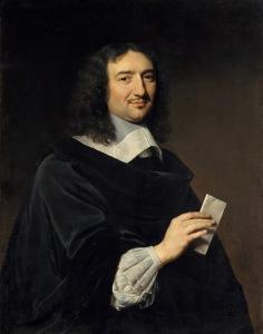 Jean-Baptiste Colbert (1619-1683) Portrait by Philippe de Champaigne, 1655