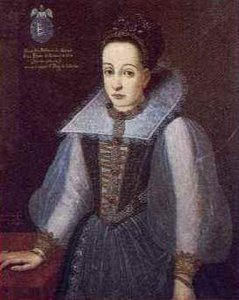 Countess Elizabeth Bathory, the Blood Countess (1560-1614)