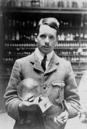 Henry Moseley and the Atomic Numbers
