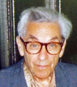 Paul Erdös (1913-1996)