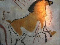 Robot discovered the Cave Paintings of Lascaux