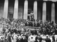 Black Thursday – The Wall Street Crash of 1929