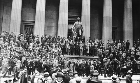 Black Thursday – The Wall Street Crash of 1929