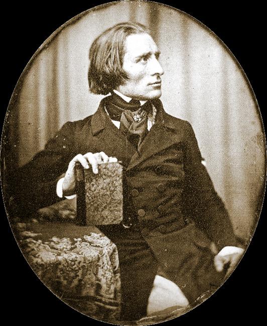 Franz Liszt (1811 - 1886)