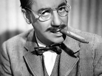 More than a Bushy-Browed, Cigar Smoking Wisecracker –  Groucho Marx