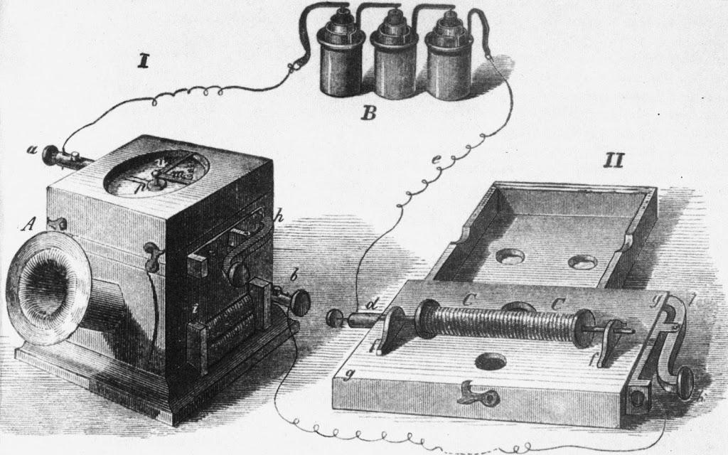 Johan Philipp Reis' Telephone