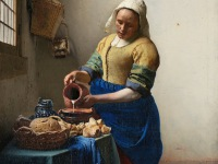 Johannes Vermeer – Master of Perspective and Lighting