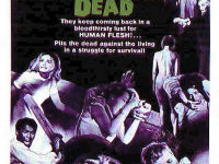 George Romero and his 'Night of the Living Dead'
