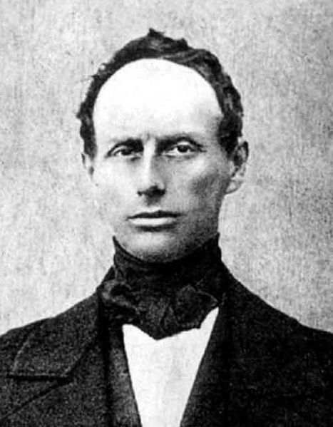 Christian Doppler (1803 - 1853)