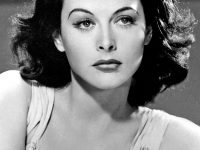 Hedy Lamarr – a Hollywood Star Invents Secure Communication Technology