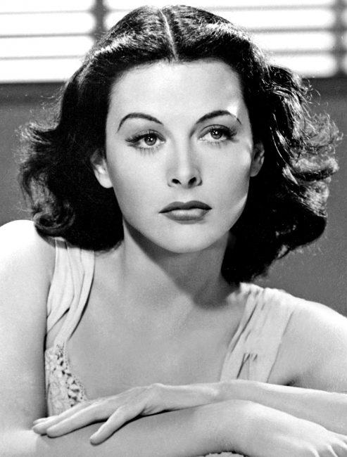 Hedy Lamarr (1913-2000)