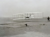 The Wright Brothers Invented the Aviation Age