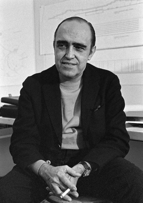 Oscar Niemeyer (1907 – 2012)