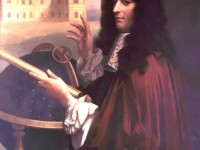Giovanni Cassini and the Saturn Moon Rhea