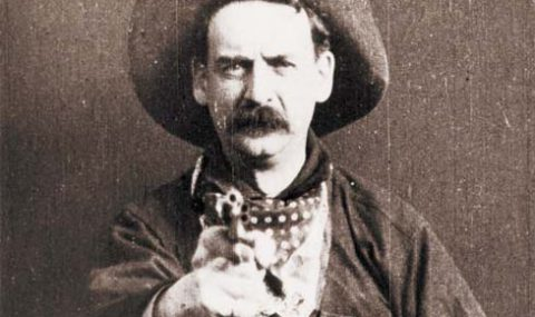 The Great Train Robbery and the Birth of the Western Movie