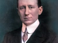 Guglielmo Marconi and his Magic Machine