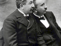 The Lumière Brothers invented the Cinema