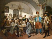 Johannes Diodato opens Vienna's first Coffeehouse