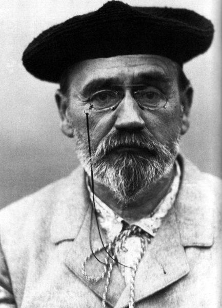 Emile Zola '(1840-1902)