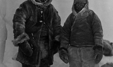 Alfred Wegener and the Continental Drift