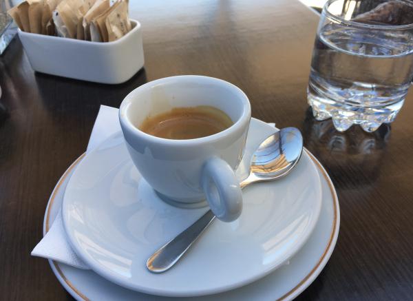 Perfect Espresso, photo: Harald Sack