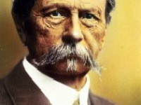 Karl Benz and his Automobile Vehicle