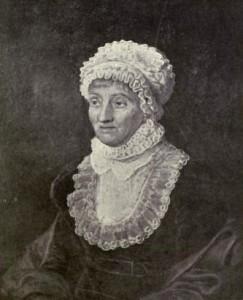 Caroline Herschel (1750 - 1848)