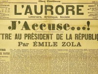 J'Accuse – Émile Zola and the Dreyfus Affaire