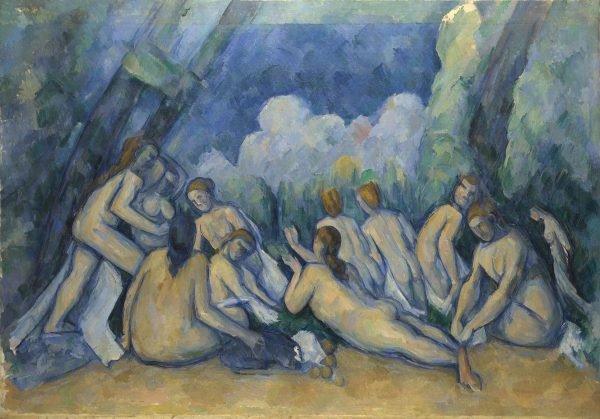 The Bathers 1898–1905 National Gallery, London, UK