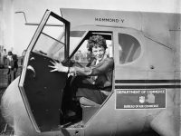 Amelia Earhart – Record-breaking Aviation Pioneer